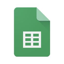 Power BI connector Google Sheets